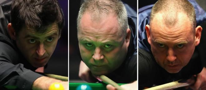 Snooker: Watch Mark Williams's Naked Press Conference