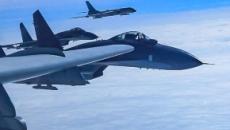 China aterriza bombarderos nucleares en aguas en disputa