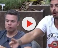 Diego e Anderson acabam brigando feio. (foto reprodução).