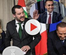 L'ombra di Luigi Di Maio sulla coalizione di centrodestra vicina alla rottura