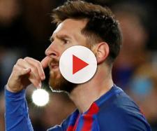 Teléfono para quién? El festejo de Messi que generó intriga - El ... - elparana.com