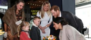 Prince Harry and Ms. Markle visit Titanic Belfast. - [Image credit – Northern Ireland Office / Wikimedia Commons]