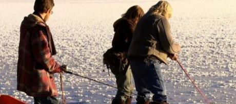 'Alaskan Bush People' from a screenshot