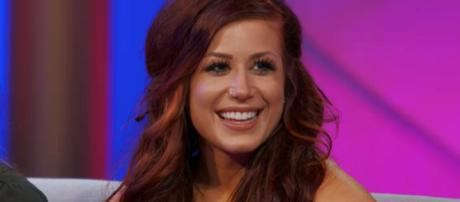 Chelsea Houska fed up with 'Teen Mom 2' drama, walks out on reunion filming. - [Image via Teen Mom 2/YouTubeScreenshot]