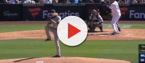 Josh Hader in action. - [MLB / YouTube screencap]