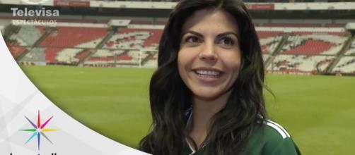 Africa Zavala será la protagonista de este futbolero melodrama.