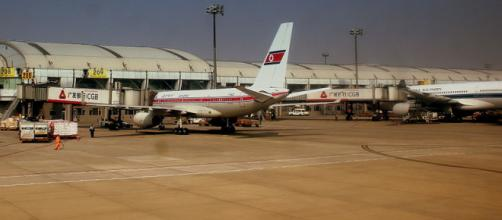 Air Koryo Tupolev Tu-204 (P-632) at Beijing Capital Airport (Image credit – calflier001, Wikimedia Commons)