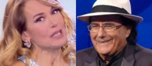 Barbara D'Urso contro Romina Power