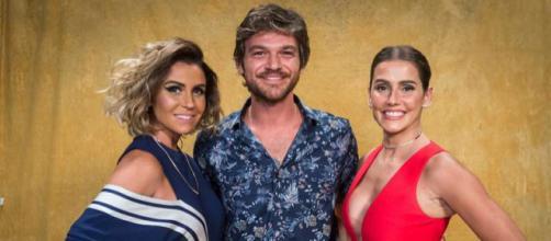 Beto descobre que Luzia está viva em Segundo Sol (Foto: TV Globo)