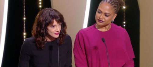 Cannes, il discorso di Asia Argento sciocca la platea - voici.fr