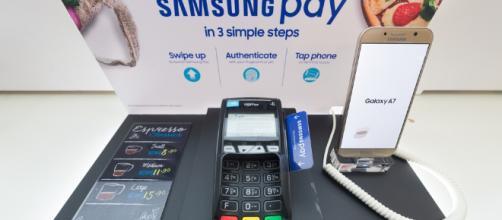 El gasto se hizo más fácil con Samsung Pay