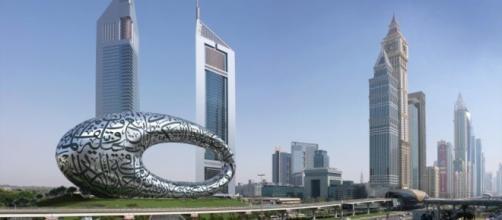 El Museo del Futuro de Dubai, galardonado por su excelencia en el ...