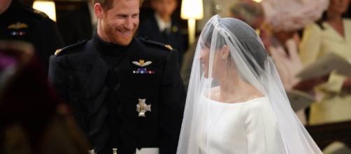 El Príncipe Harry y Meghan Markle se dedican miradas cómplices en ... - bekia.es