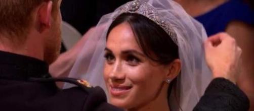 Harry y Meghan boda de cuento de hadas