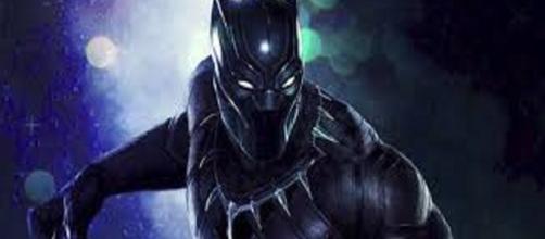 La escena de los posgrados de Black Panther