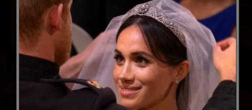 Lip readers caught all the endearing quips at Royal Wedding. Photo: CBS Sunday Morning/YouTube Screenshot