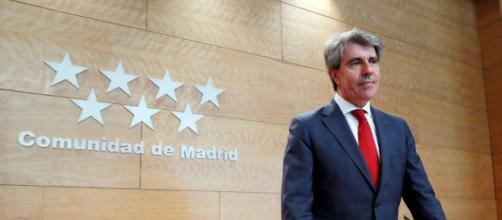 Madrid apoya a Ángel Garrido como su Presidente