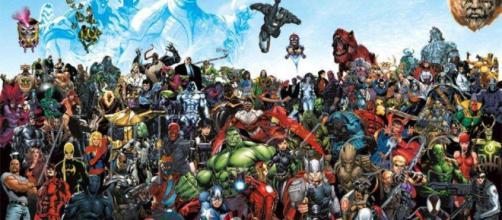 Marvel, define a los villanos como maléficos personajes del mundo ficticio que tienen como finalidad destrozar o sabotear
