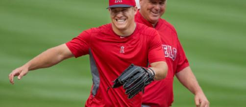Mike Trout is off to yet another MVP-like start. Image Source: Flickr | Keith Allison