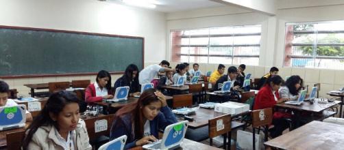 Nuevas tecnologías a disposición de los estudiantes.