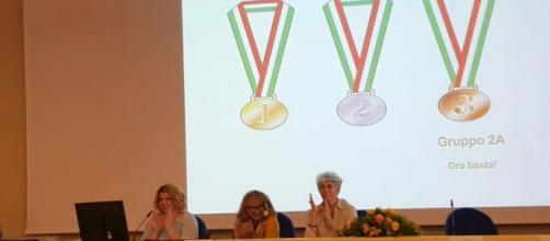 Premiazione concorso scolastico Login