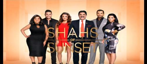 Stars of Bravo reality show, including Mercedes Javid on far left. (Image Credit: RumorFix / YouTube.)