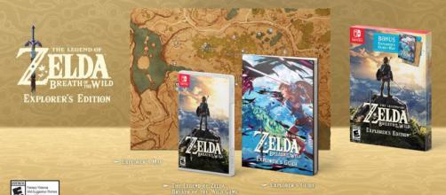 Tendremos 2DS de Zelda y nuevo bundle de Breath of the Wild