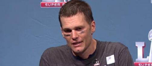 Tom Brady's presence keeps Patriots high on QB rating (Image Credit: NFL Network/YouTube)