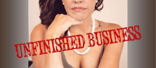 Victoria Ginty releases a new album titled 'Unfinished Business.'- [Image used with permission of Victoria Ginty]