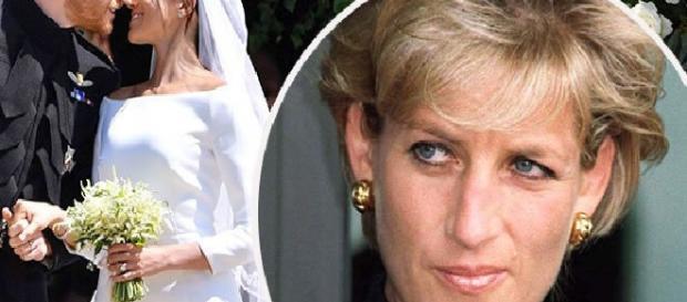 """As gêmeas mediuns Terry e Linda dizem que têm uma """"conexão forte"""" com Diana: mensagem psicografada para Harry e Meghan"""
