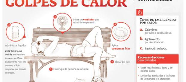 Cómo evitar los golpes de calor o insolaciones? | ConTuFamilia - contufamilia.es