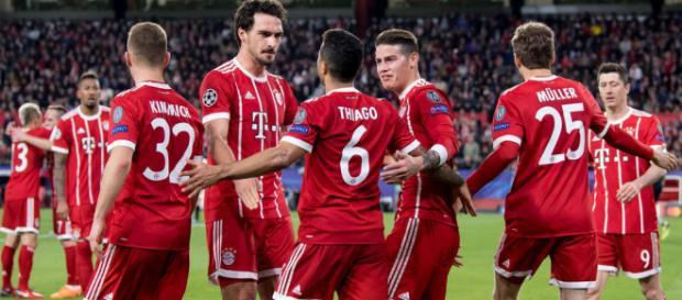 Die Aufstellungen: FC Bayern München gegen FC Sevilla - Champions ... - tz.de
