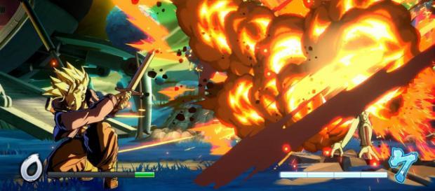 Dragon Ball FighterZ - Image Credit: Flickr - BagoGames - CC0