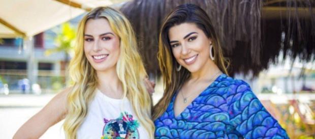 Fernanda Keulla e Vivian Amorim contam que ainda não gastaram seus prêmios do 'BBB'