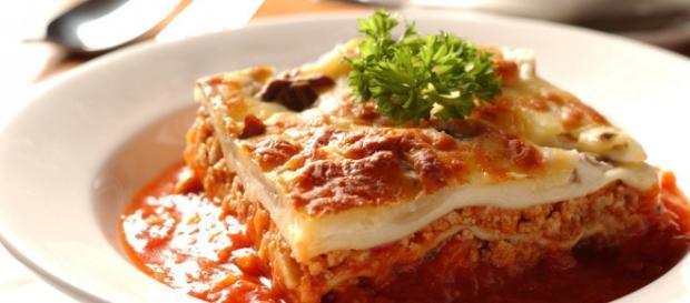 Lasaña vegetariana | NutsasReport - nutricionsas.com