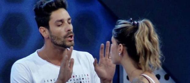 Os ex-BBBs Diego e Franciele foram afastados do 'Power Couple', da Record, após uma ameaça de agressão
