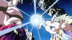 'Dragon Ball Z' Película 8: 'El Legendario Super Saiyan'