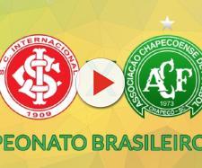 Brasileirão: Inter x Chapecoense ao vivo