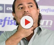 Diretor de futebol Alexandre Mattos. (foto reprodução).