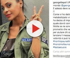 Georgette Polizzi choc, la malattia segreta