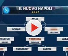 Napoli calciomercato formazione da sogno