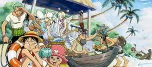 One Piece, ecco il primo trailer di 'Episode of Skypiea'