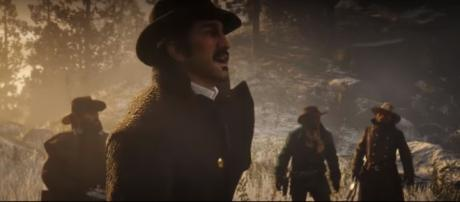 Red Dead Redemption 2: Official Trailer #3 [Image Credit: Rockstar Games/YouTube Screencap]