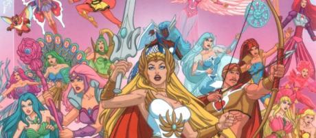 She-Ra vuelve a la pantalla chica con el formato de Netflix y Dreamworks