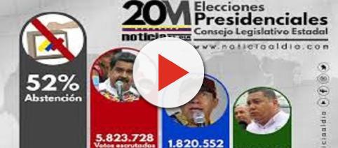 La abstención fue la ganadora en el proceso electoral para la presidencia de Venezuela