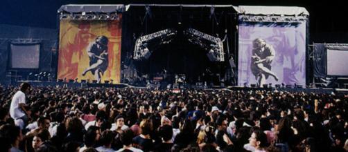 Los conciertos de rock mas épicos de todos los tiempos