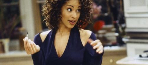 A personagem Hilary Banks, da série ''Um Maluco no Pedaço''. Foto: Reprodução.