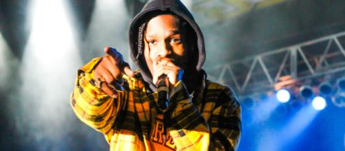 A$AP Rocky has come a long way in the past 10 years. [Image via WikiCommons]