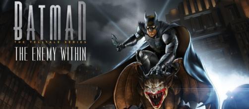 Batman: The Enemy Within, para Nintendo Switch.