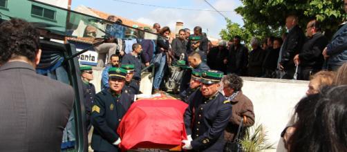 Bruno Chaínho foi mais um militar da GNR que perdeu a vida no cumprimento do dever